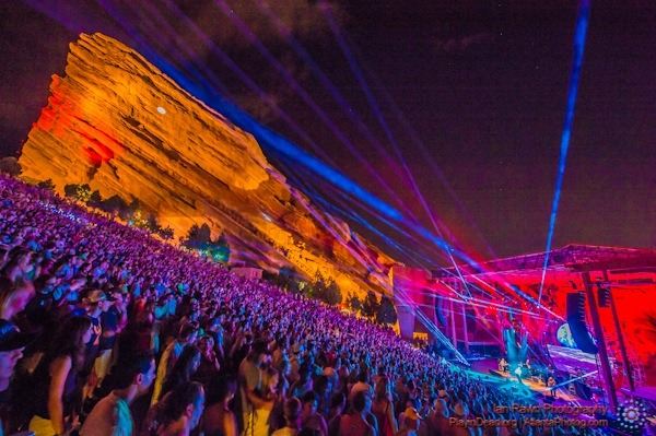Red Rocks Shares Rescheduled, Canceled, Postponed Events