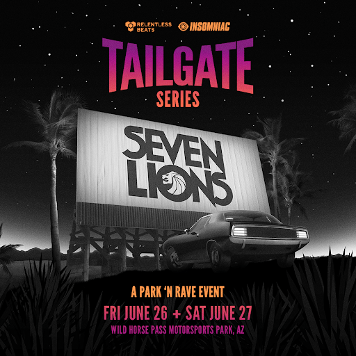 Seven Lions to Host Tailgate Rave in Arizona