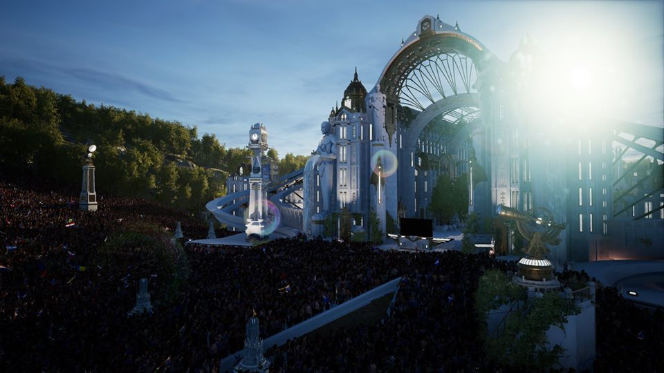 Tomorrowland Reveals New Stages for Digital Event