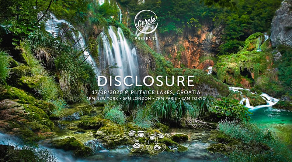 Cercle Returns With New Set from Disclosure