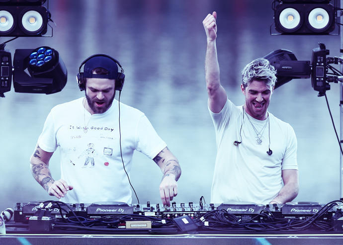 "The Chainsmokers Raise Millions for Their Venture Capital Firm"" />"