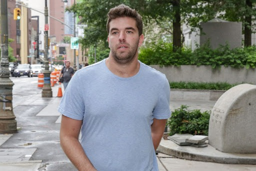Billy McFarland in Solitary Confinement for Recording Podcast