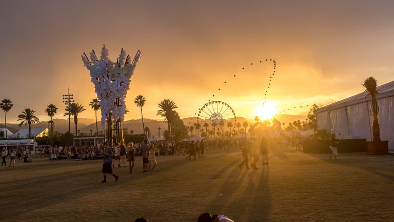Palm Springs Mayor Expects Coachella, Other Events to Move to Fall 2021