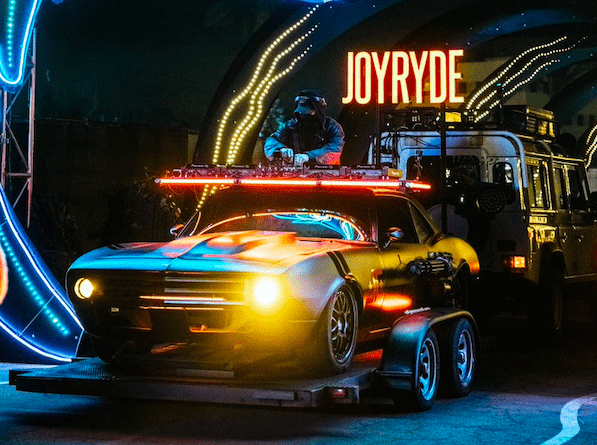 [Watch] JOYRYDE Set from Electric Mile