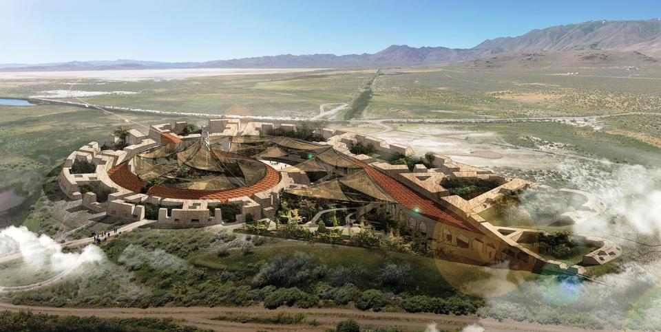 """Is Burning Man's Future A Sustainable Project at Fly Ranch?"""" />"""