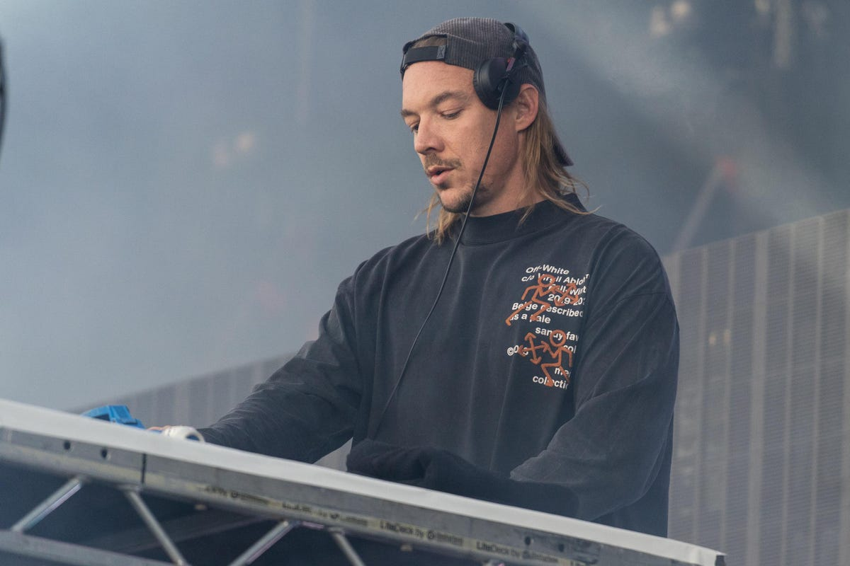 Diplo is Once Again Under Fire for Sexual Misconduct