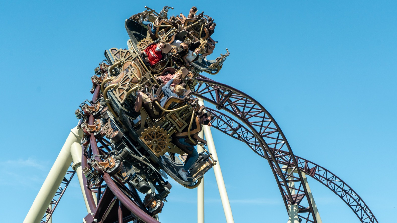 Tomorrowland Roller Coaster Wins Best New Roller Coaster in Europe