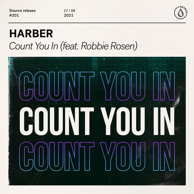 HARBER – 'Count You In' (feat. Robbie Rosen)