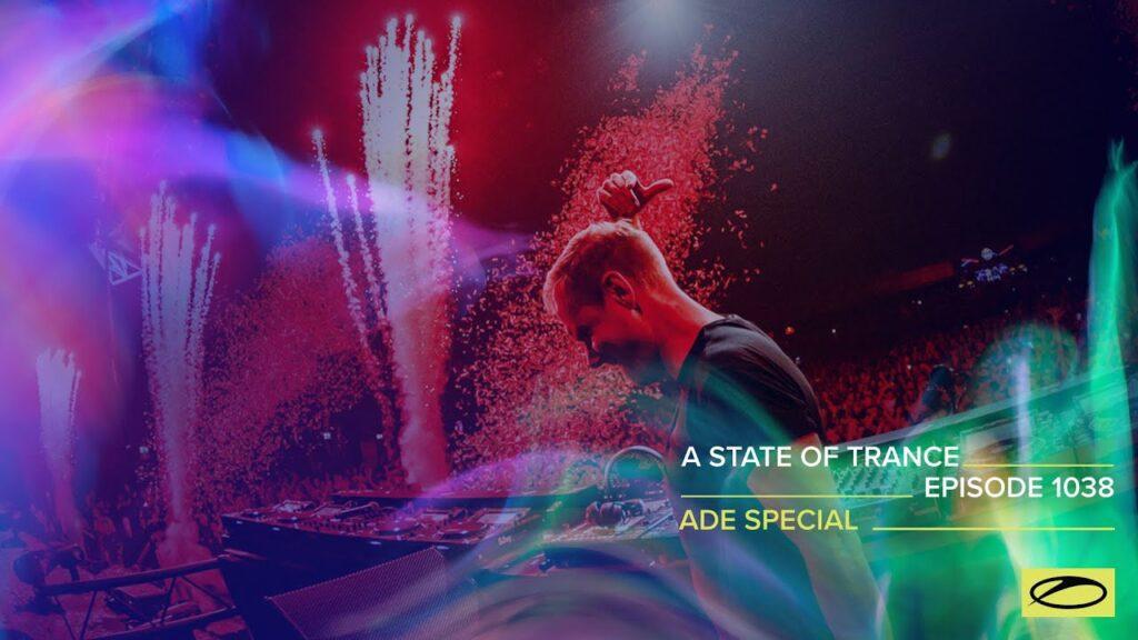 [WATCH] Armin van Buuren Celebrates ADE with Special ASOT Episode