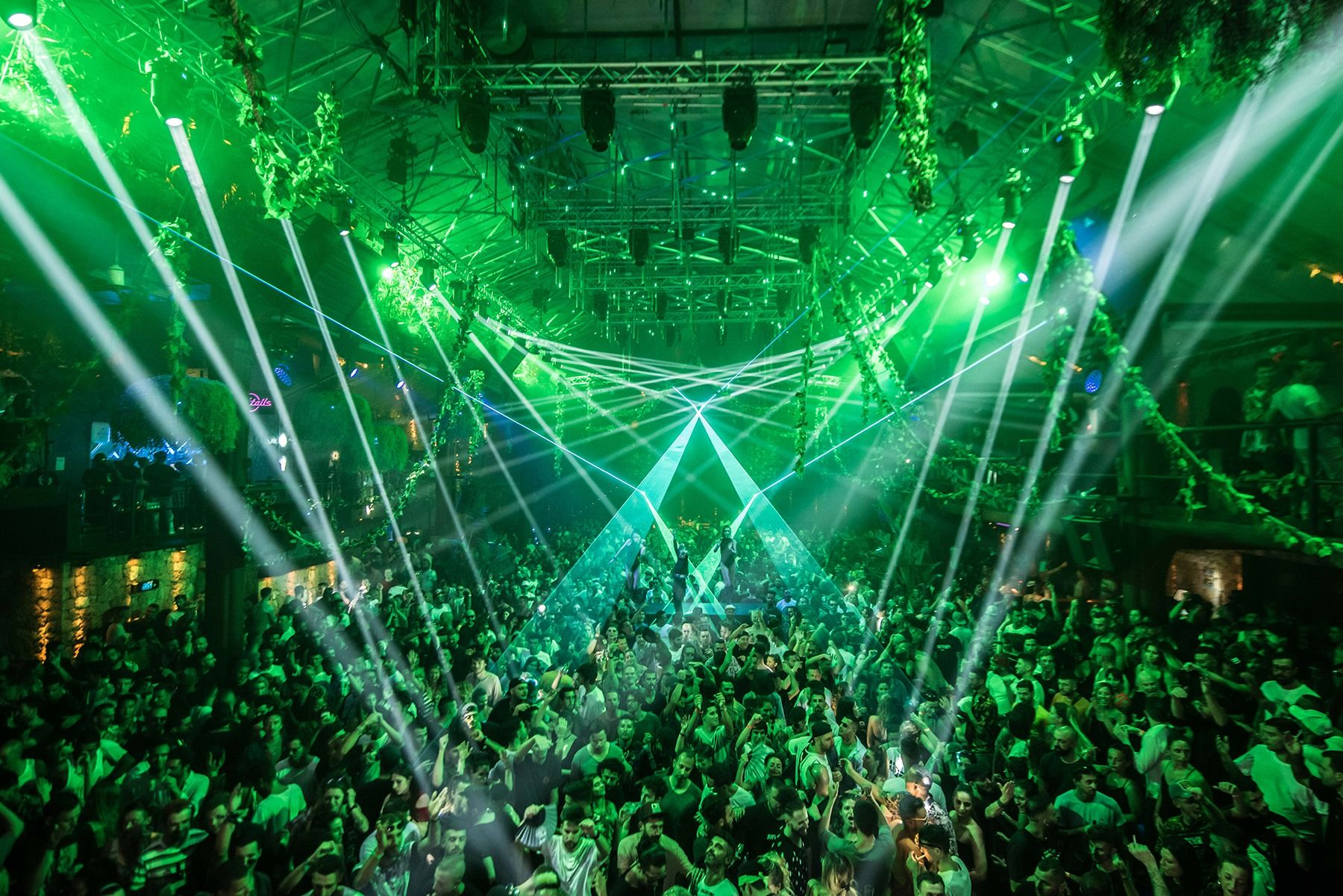 Amnesia Ibiza Announces Stacked B2B Opening And Closing Parties!