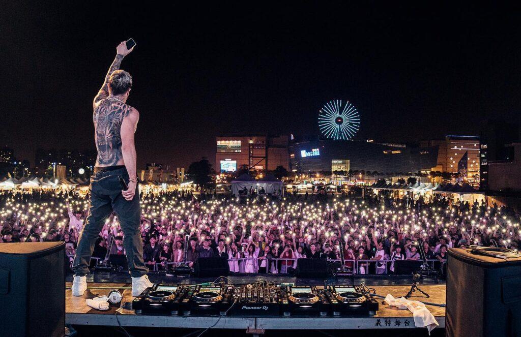 Danny Avila Debuts New Sound, Shares Full Techno Set From Untold Festival 2021
