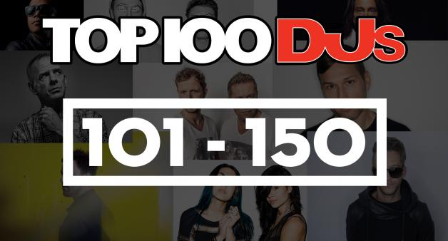 These DJs Missed Out On DJ Mag's Top 100 –Check Out #101-150