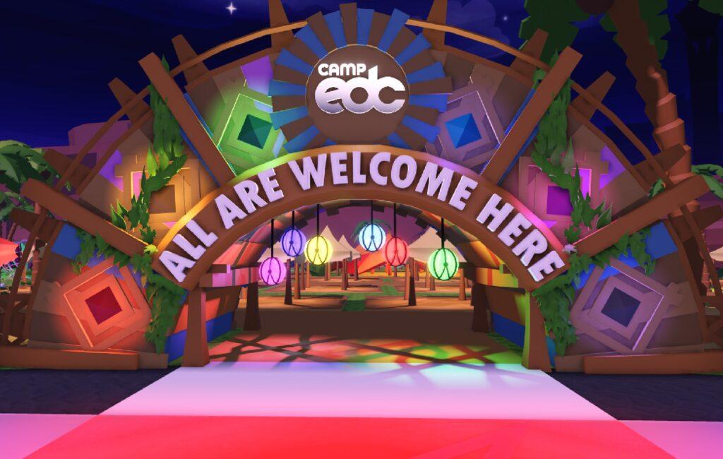 EDC Las Vegas Announces First-Ever Virtual Music Festival With Roblox