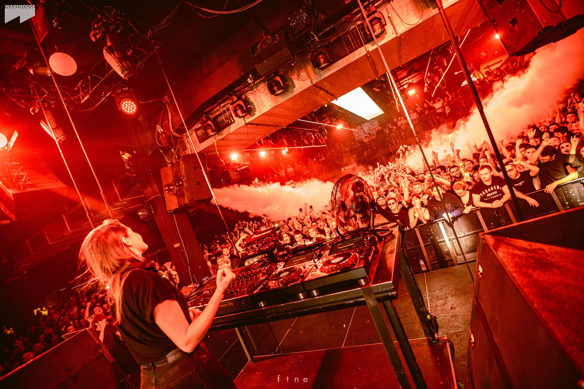 Charlotte de Witte To Play Epic 10-Hour Set All Night Long