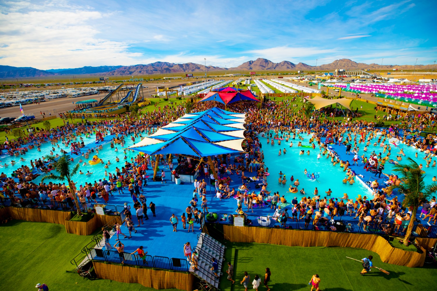 EDC Campers Complain About No AC & Festival Shares Snarky Response