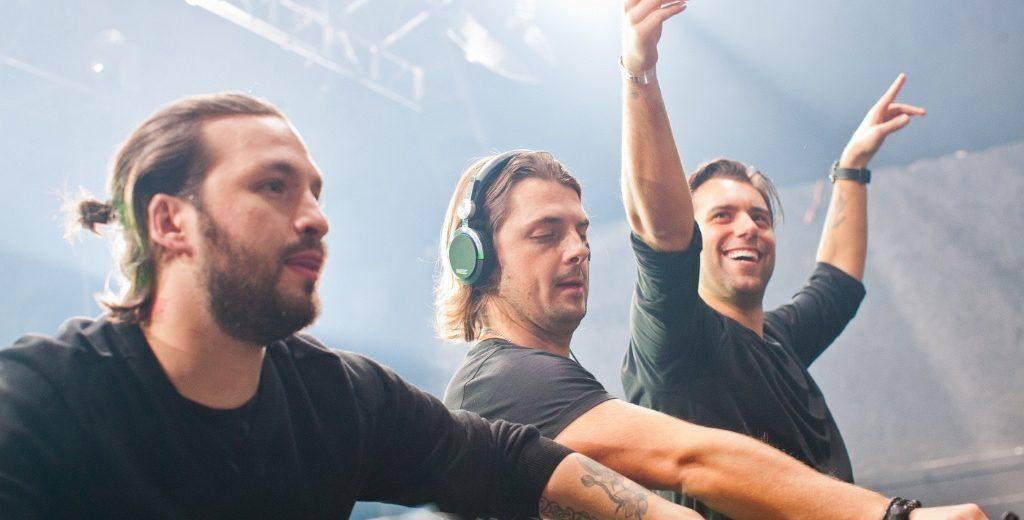 """Swedish House Mafia's New Album is """"Close"""" According to the Trio"""